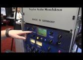 [NAMM] Tegeler Audio Manufaktur Schwerkraft Maschine