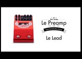 """Two Notes """"Le Lead"""" Preamp Pedal - Metal Test"""