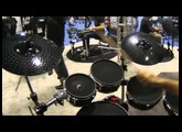 NAMM 2016 Alesis Strike Pro Kit Electronic Drum Kit