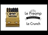 """Two Notes """"Le Crunch"""" Preamp Pedal - Test"""