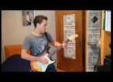 Mesa Boogie Mark V demo - Lead tone - 1960 NOS Stratocaster - Tornade MS '60s Handwound pickups