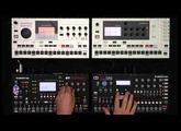 Elektron Jam Session 1: Analog Four, Octatrack, Machinedrum & Monomachine
