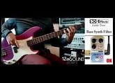 Little Tron (Bo*effects) - Guitar/Bass HD - 12axSound Demo