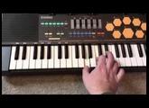 Vintage CASIO Casiotone MT-520 keyboard demo!
