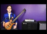 Genzler Amplification Magellan MG800 Bass Amp review and demo