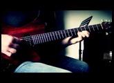 13/8 improvisation using Jam Origin MIDI Guitar 2.0 BETA 8