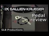 """Gallien Krueger """"Diesel Dawg"""" bass distortion pedal quick review"""