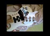 Customiser une Stratocaster Standard avec un kit EMG DG 20