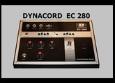 DYNACORD EC 280 Analog Echo 1977 | HD DEMO