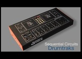 SEQUENTIAL CIRCUITS DRUMTRAKS Vintage Drum Machine 1984 | HD DEMO