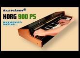 KORG 900 PS & Korg SDD-3000 & Lexicon MPX 500