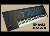 E-mu Emax : Depeche Mode samples & more