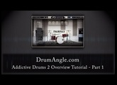 Addictive Drums 2 Overview Tutorial - Part 1