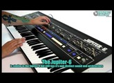 Roland Jupiter-6 Vintage Analog Synthesizer (Part 1)