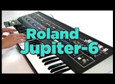 Roland Jupiter-6 Vintage Analog Synthesizer (Part 3)