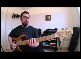 Grover Washington Sassy Stew bass cover