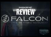 Review: UVI Falcon VST plugin(INCREDIBLE!)