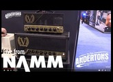 Victory V22 & V44 The Sheriff - NAMM 2016