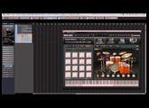 Groove Agent 4 edición de Acoustic Agent y Percussion Agent (segunda parte)