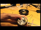 Technics Tuneup Part VII: Tonearm Internal Assembly