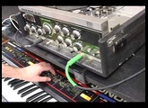 Roland RE-201 Space Echo & Juno 60 Test / Demo