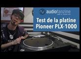 Pioneer PLX-1000 - TEST