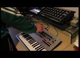 Analog Rytm + Korg Minilogue + Leipzig-S + Novation Circuit