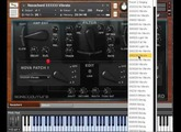 Soniccouture Vintage Synth Novachord Virtual Instrument