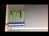 Yamaha 01v with Pro Tools (cs-10 emulated)
