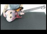 Traveler Guitar TB-4P Bass Box Opening