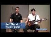 Traveler Guitars TB-4P Travel Bass demo