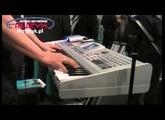 Ketron Klavipro demo - Musikmesse 2011