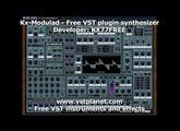 Kx-Modulad - Free VST plugin synthesizer - vstplanet.com