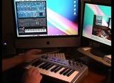 keybdwizrd - Arturia ARP 2600 V Demo #3