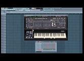 Arturia ARP 2600 V Synthesizer Plugin - FL Studio Demo