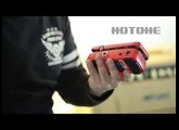Hotone Soul Press WAH EXP VOL 3-in-1 Pedal demonstration by Guitarcube