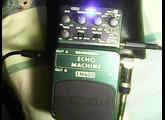 Behringer EM600 Echo Machine sample