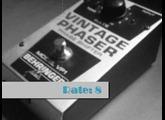 Behringer VP-1 Vintage Phaser (DEMO)