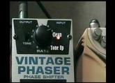 Demo of the Vintage Phaser Behringer (VP1)