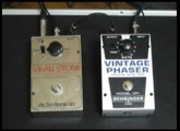 【v-sounds】 Small Stone & VINTAGE PHASER