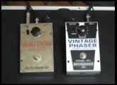 【v-sounds】 Small Stone & VINTAGE PHASER