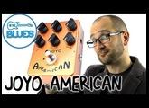 Joyo American Sound Amplifier Emulation Pedal (Fender Tones)