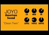 Joyo American Sound - Direct without an amp