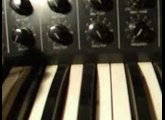 Korg Rhythm 55 + Korg MS-20