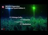 refx.com Nexus² - Hollywood Synth Edition 2 XP Demo