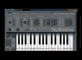 TAL-BassLine - Free VST - myVST Demo
