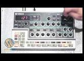 Yamaha DX200 Desktop Control Synthesizer: Basic Features