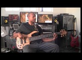 Ken Smith Bass - You Are My Daily Bread - Fred Hammond - Smith - 6 String bass