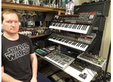 """""""Monk"""" with Korg Minilogue, Volca Beats, Roland Juno 106, MSQ-100, MX-1 and JX-3P"""