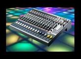 PREVIEW SOUNDCRAFT MIXER EFX12